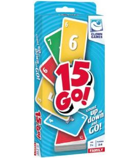 15 Go spel  (2000047)