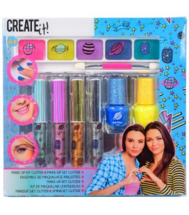 Make-up set Create It: 7-delig (84164)