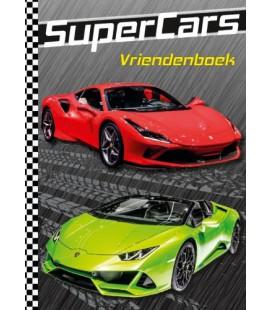 Vriendenboek Supercars