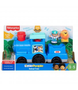 FISHER PRICE LITTLE PEOPLE CHOO CHOO DIERENTREIN NL