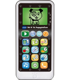 Bel & tel Puppy telefoon Vtech: 18+ mnd