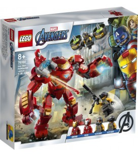 Iron Man Hulkbuster versus A.I.M. Agent Lego (76164)