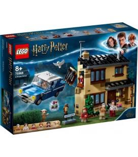 Ligusterlaan 4 Lego (75968)