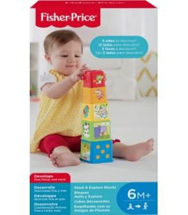 fisher price stapelblokken 6 +mnd