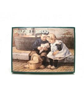 Ot en sien puzzel - Suiker halen 1000pc