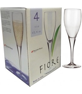 Bormiol Rocco Fiore Champagneglas 11cl doos a 4st