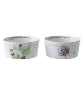 Marjolein Bastin Wildflowers 2 ramekins in cadeauverpakking 7,5cm 27cl