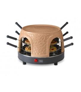 Trebbs pizza oven 8 personen 950 watt / pizzaretta