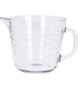 Maatbeker glas 800ml