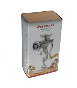Westmark vleesmolen gegoten gr. 5 225x90x240mm