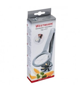Westmark Columbus Eiersnijder - RVS - 18 cm