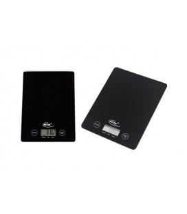 Elta digitale keukenweegschaal 5 kg zwart