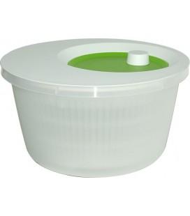 Emsa groentewasser slacentrifuge Basic wit/groen