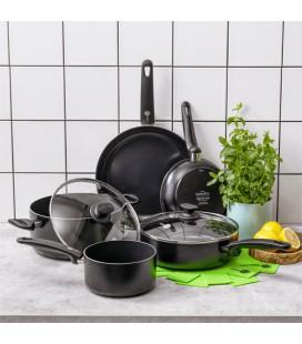 Greenpan - Cambridge Black Keramische Antiaanbak koekenpan 20 cm