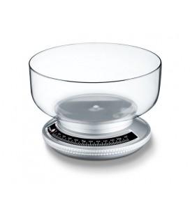 Korona keukenweegschaal roy zilver