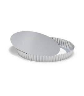 Patisse SilverTop Vlaaivorm met losse bodem 30cm