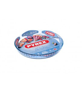 Pyrex taartvorm glas 1,4L 28x28 cm 4-6 personen