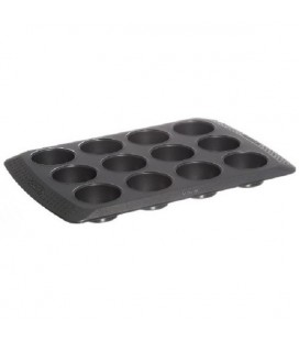 Pyrex muffin tray 12 cups tray Ø6,5 cm