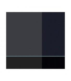DDDDD Theedoek Blend grafiet 60x65cm 6 stuks