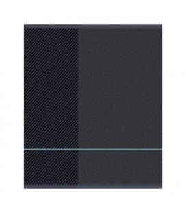 DDDDD Keukendoek Blend grafiet 50x55cm per stuk