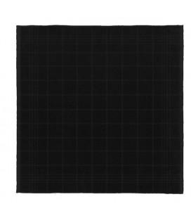 DDDDD Keukendoek Block zwart 6 stuks