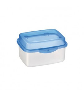 Sunware cracker-voorraaddoos 2 liter trans/blauw