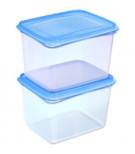 Sunware diepvries doos 1.9 liter set van 2 stuks