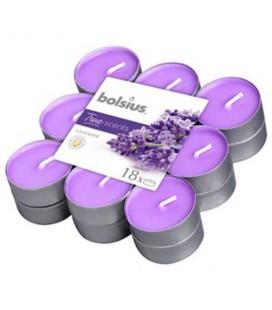 geurtheelichten True moods  Lavendel 18 stuks