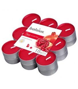 Geurtheelichten True moods pomegranate 18 stuks