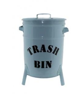 Emmer/Trash Bin blauw (50x30 cm)