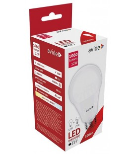 Avide LED Globe G60 12W E27 240° warmwit 3000K (1060 lumen) ABG27WW-12W-AP
