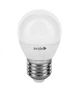 Avide LED mini globe lamp E27 6W 2700K extrawarmwit 450 lumen A+
