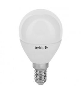 Avide LEDmini globe lamp E14 6W 2700K extra warmwit 450 lumen A+