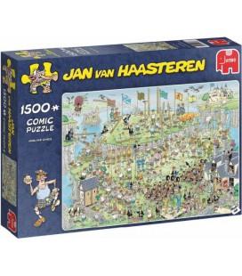 Jan van Haasteren puzzel : Highland games 1500 stukjes