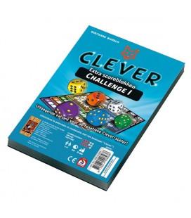 999 Games Clever - Challenge Scoreblok