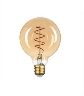 Avide LED lamp Soft Filament G80 5W E27 2700K 360LM