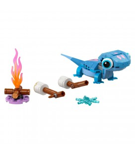 LEGO DISNEY 43186 BRUNI THE SALAMANDER CHARACTER