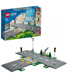 LEGO CITY 60304 WEGPLATEN