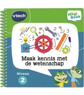 VTech activiteitenboek MagiBook - Maak kennis met de wetenschap