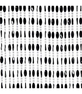 Vliegengordijn-deurgordijn- Charlotte 90x220cm zwart