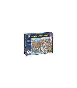 Puzzel JvH: Zuidpool expeditie 1000 stukjes (20038)