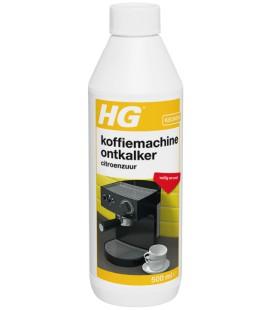 HG koffiemachine ontkalker citroenzuur 500 l