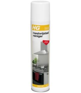HG roestvrij staal reiniger 300 ml