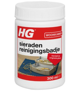 HG sieraden reingingsbadje 300 ml