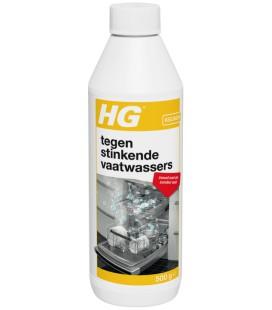 HG tegen stinkende vaatwassers