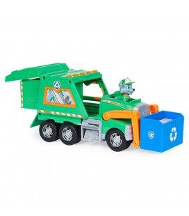 PAW PATROL ROCKYS RE USE IT TRUCK ROCKY