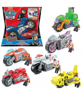 PAW PATROL MOTO THEMED VEHICLES ASSORTI