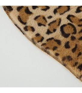 Boltze Home Kunstvacht Leopard 90x60cm polyester (zacht)