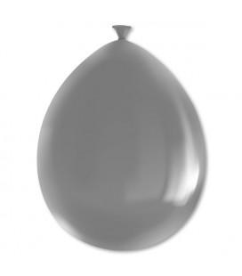 Paperdreams Party Ballonnen - Zilver metallic 8 stuks 30cm
