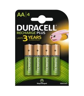 Duracell Recharge Ultra 9V 170mAh HR06 oplaadbaar